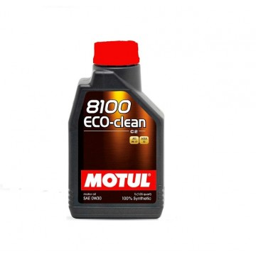 Motul 8100 Eco-Clean 0w30 1л